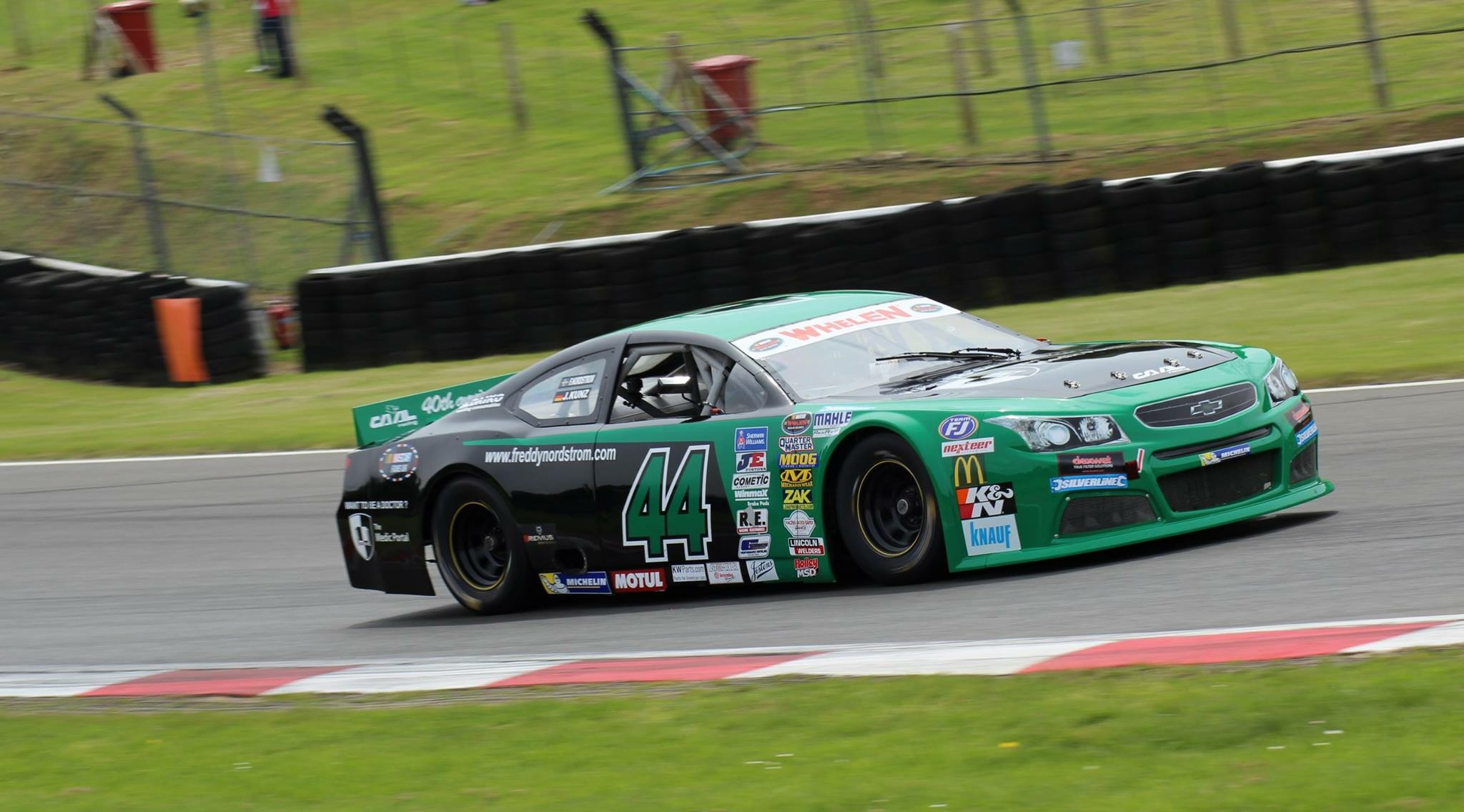 Freddy Nordstrom Brands Hatch