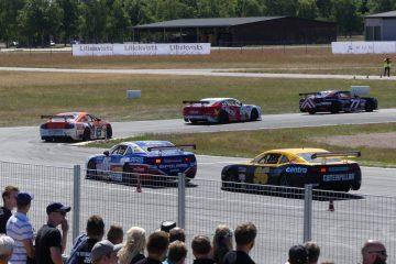 V8TC at Ljungbyhed Raceway