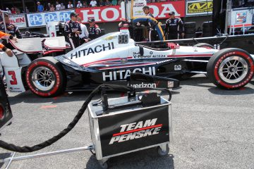 IndyCar at Sonoma 2016