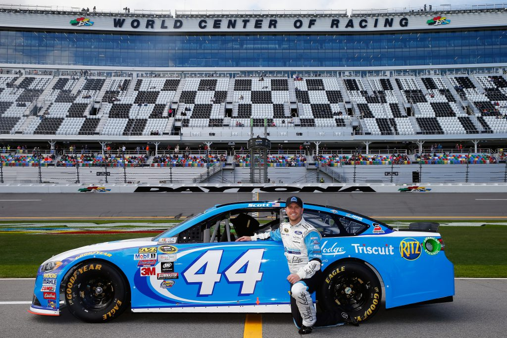 Brian scott career statistics pure thunder racing for Ford motor company driver education series