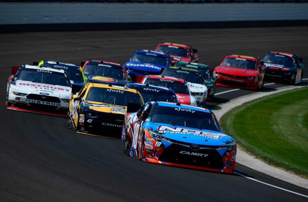 2017 nascar xfinity series schedule pure thunder racing for Nascar texas motor speedway 2017