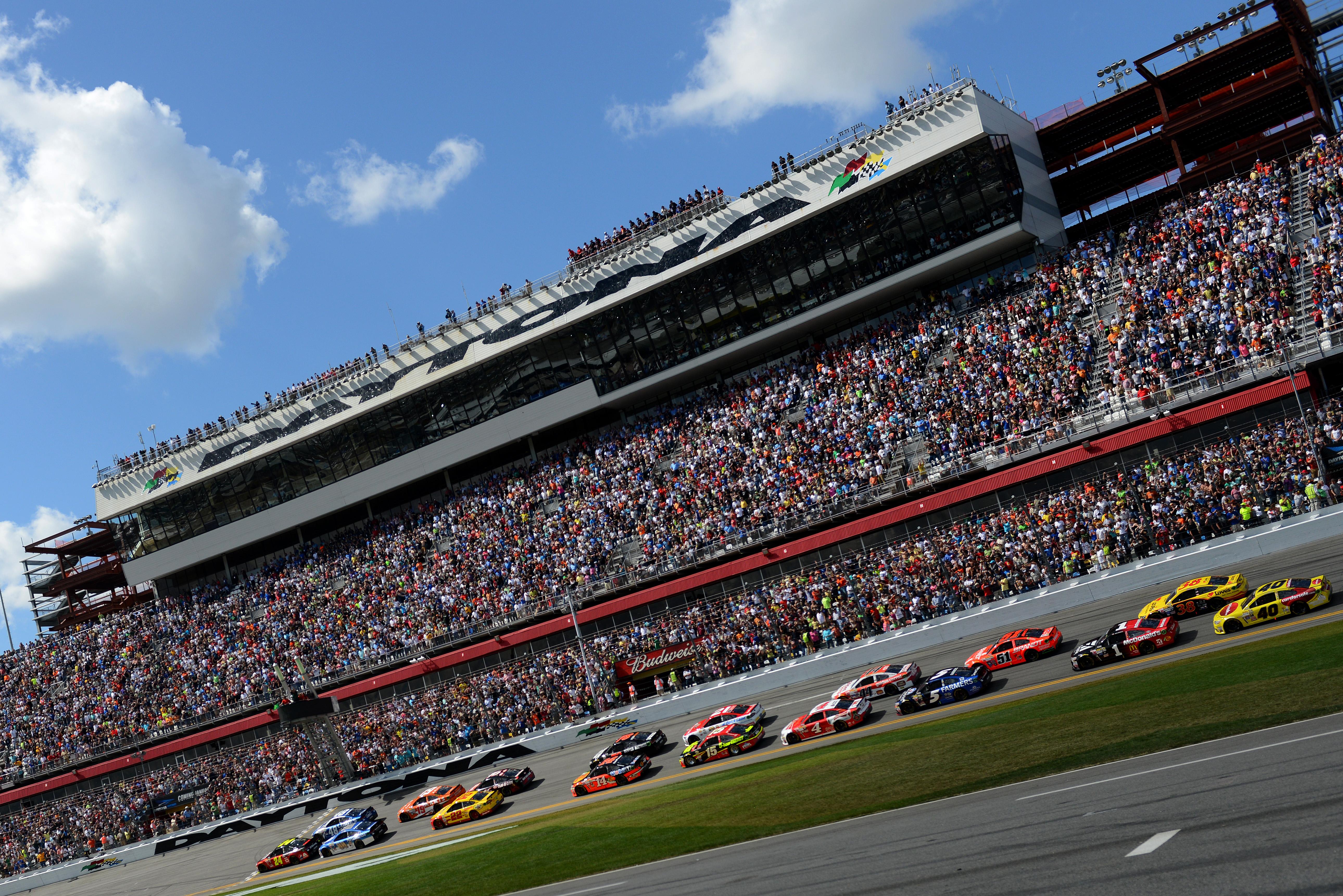 Weekend Schedule for Daytona International Speedway
