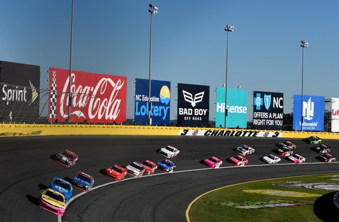 Weekend Schedule For Charlotte Motor Speedway Pure