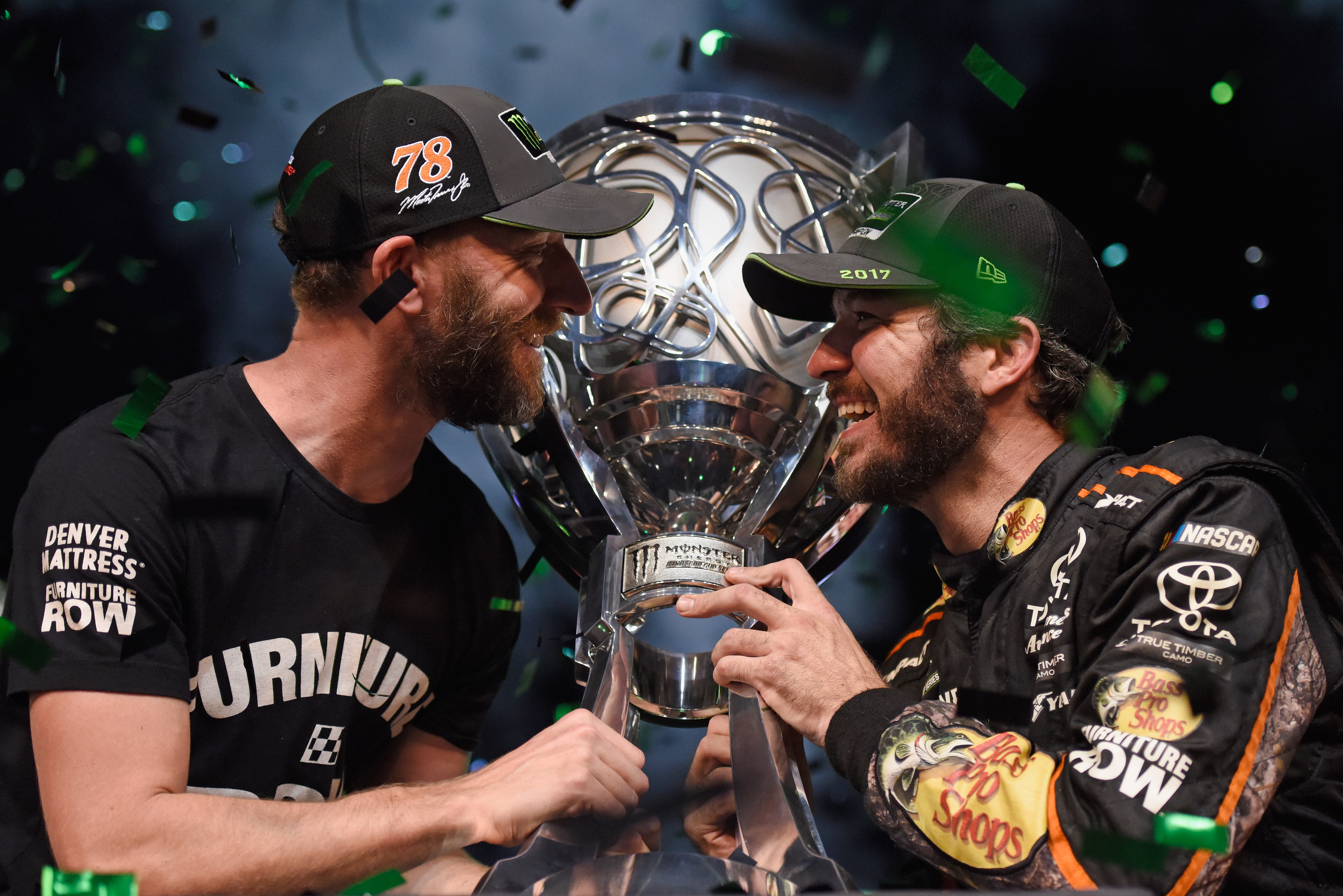 Monster Energy NASCAR Cup Series Champions 2017