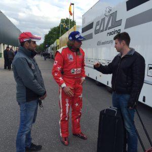 Freddy at Raceway Venray
