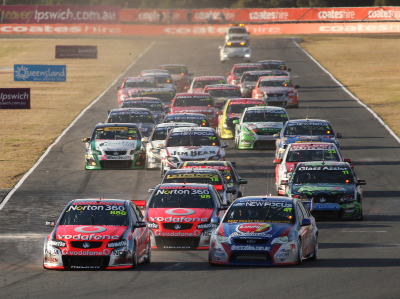 2018 Supercars Season Schedule